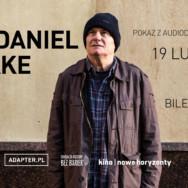 """ADAPTER – kino bez barier. """"Ja, Daniel Blake"""" z audiodeskrypcją i napisami"""