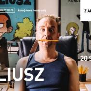 """Pokaz filmu """"Juliusz"""" i spotkanie z Wojciechem Mecwaldowskim – bez barier!"""