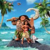 "Plakat filmu animowanego ""Vaiana. Skarb Oceanu"""