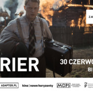"""ADAPTER – kino bez barier. Pokaz filmu """"Kurier"""" z audiodeskrypcją i napisami"""