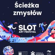 Ścieżka zmysłów na SLOT Art Festival w Lubiążu
