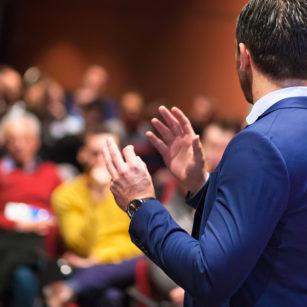 Oferta / Produkcja / Obsługa dostępności na konferencjach