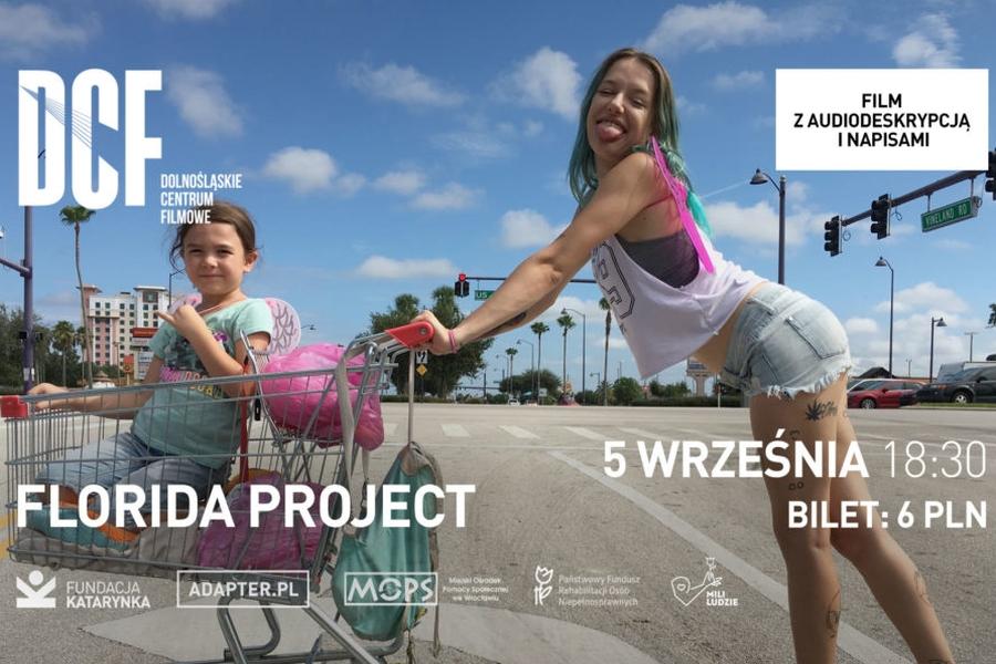 "Fotos z Filmu ""Florida Project"""