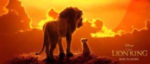 Fotos z filmu animowanego Król Lew