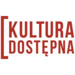 Logo programu Kultura Dostępna