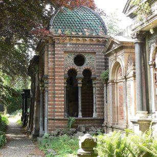 Spacer z audiodeskrypcją po Starym Cmentarzu Żydowskim we Wrocławiu – Muzeum Sztuki Cmentarnej
