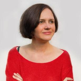 Dorota Przerwa - zdjęcie portretowe.