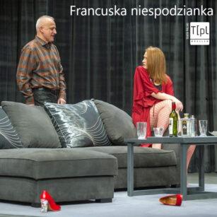 Francuska Niespodzianka z PJM. Kulturalna propozycja na walentynkowy wieczór.