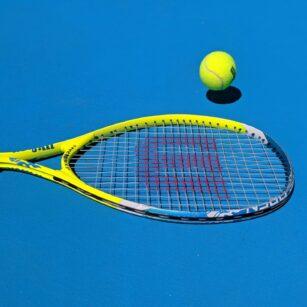 Zajęcia z tenisa ziemnego dla osób niewidomych i słabowidzących