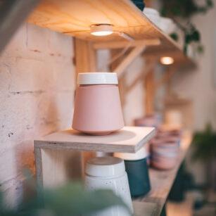 Warsztaty ceramiczne dla niewidomych. Zakwas Studio. Lipiec